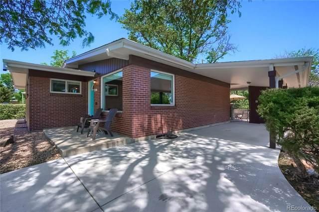 440 W 4th Avenue Drive, Broomfield, CO 80020 (MLS #4288067) :: 8z Real Estate