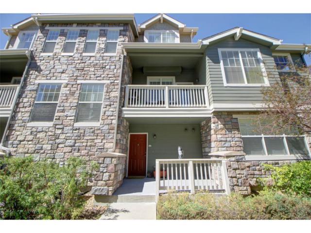 8460 Canyon Rim Trail #3, Englewood, CO 80112 (MLS #4288135) :: 8z Real Estate