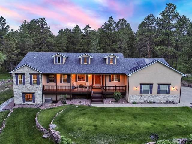 19670 Lockridge Drive, Colorado Springs, CO 80908 (#4288793) :: Berkshire Hathaway HomeServices Innovative Real Estate