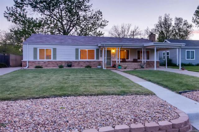 2749 S Glencoe Street, Denver, CO 80222 (#4288849) :: House Hunters Colorado