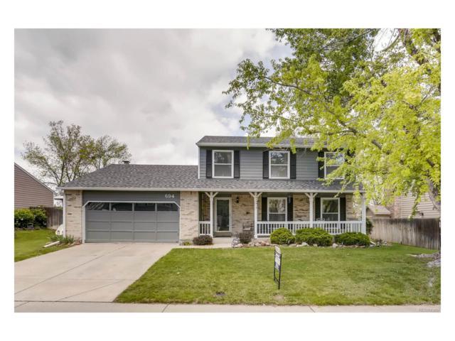 694 E Nova Avenue, Littleton, CO 80122 (MLS #4289082) :: 8z Real Estate
