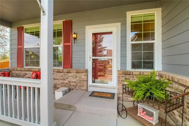 11870 Cattle Lane, Parker, CO 80134 (#4289192) :: The HomeSmiths Team - Keller Williams