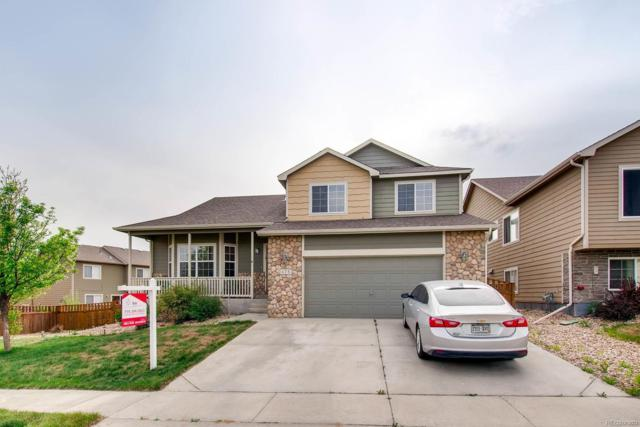 675 Emerald Street, Lochbuie, CO 80603 (#4289292) :: The Dixon Group