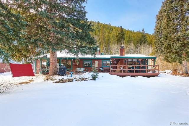 1410 Apex Valley Road, Black Hawk, CO 80422 (#4289315) :: Venterra Real Estate LLC
