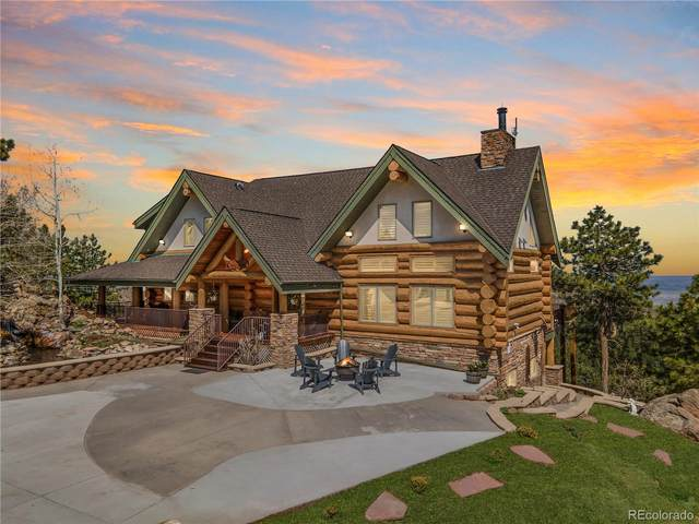 10973 Mill Hollow Road, Littleton, CO 80127 (#4289402) :: Colorado Home Finder Realty