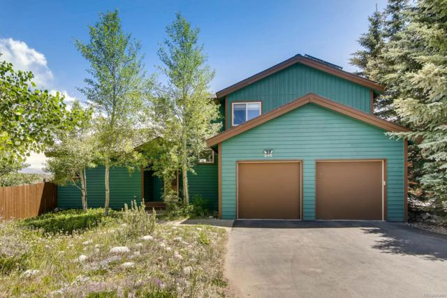 245 E Coyote Court, Silverthorne, CO 80498 (#4289684) :: The Pete Cook Home Group