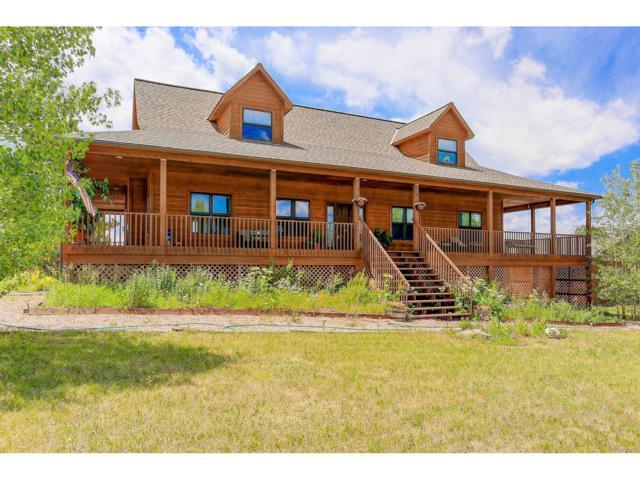 20572 Thunder Road, Colorado Springs, CO 80908 (MLS #4290100) :: 8z Real Estate