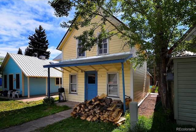 514 3rd Street, Crested Butte, CO 81224 (MLS #4290187) :: Stephanie Kolesar