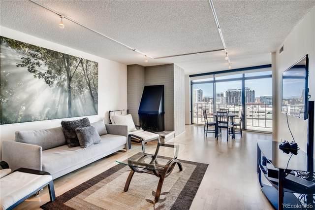 1777 Larimer Street #903, Denver, CO 80202 (#4290712) :: Wisdom Real Estate