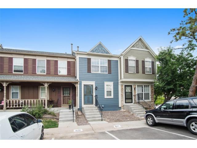 8227 S Fillmore Way, Centennial, CO 80122 (MLS #4290870) :: 8z Real Estate