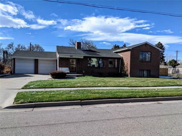 3241 S Bannock Street, Englewood, CO 80110 (#4291274) :: HergGroup Denver