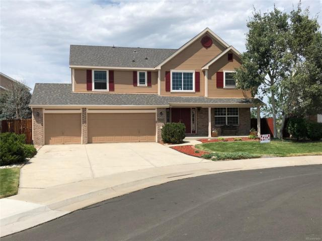 10335 Spruce Court, Parker, CO 80138 (#4291455) :: The DeGrood Team