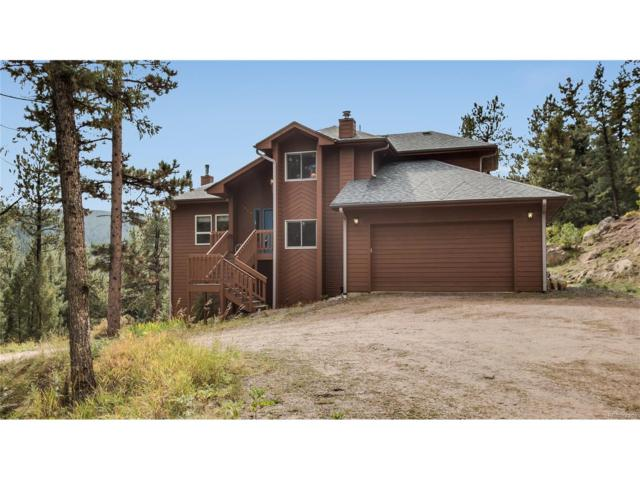7579 S Turkey Creek Road, Morrison, CO 80465 (#4291876) :: The Sold By Simmons Team