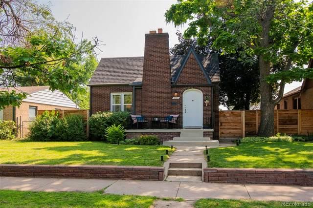 3520 Meade Street, Denver, CO 80211 (#4291900) :: Own-Sweethome Team