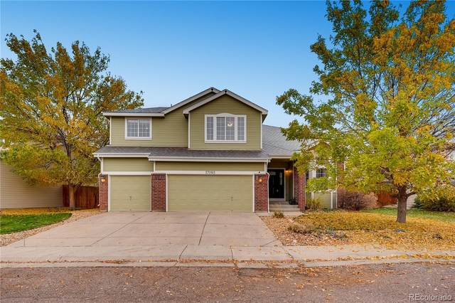 17093 W 64th Circle, Arvada, CO 80007 (#4291910) :: Portenga Properties - LIV Sotheby's International Realty