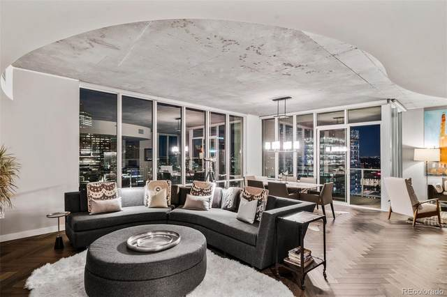 891 14th Street #3609, Denver, CO 80202 (#4292063) :: Mile High Luxury Real Estate