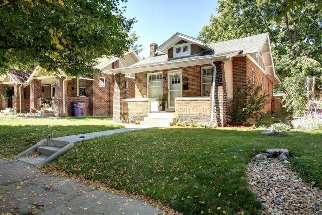 1245 Garfield Street, Denver, CO 80206 (#4292765) :: The Griffith Home Team
