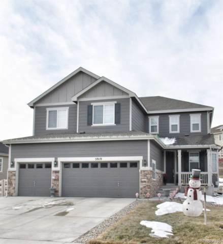 5919 Clover Ridge Circle, Castle Rock, CO 80104 (MLS #4292871) :: 8z Real Estate