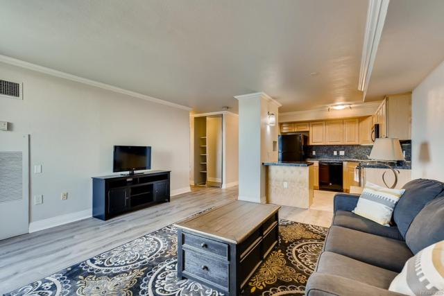 601 W 11th Avenue #814, Denver, CO 80204 (MLS #4293154) :: 8z Real Estate