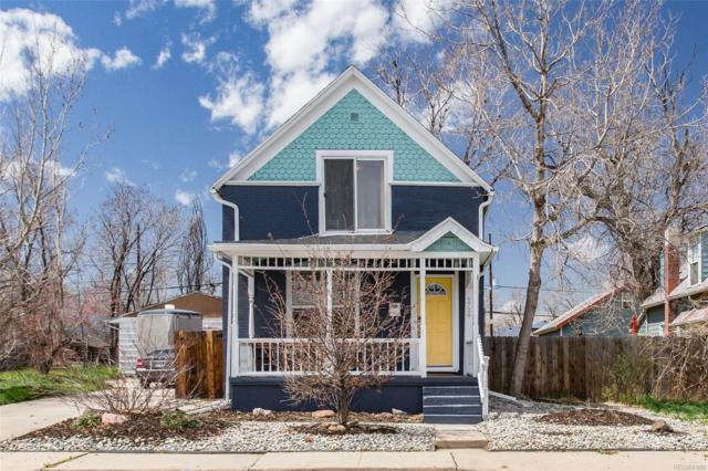 4729 Tejon Street, Denver, CO 80211 (#4293263) :: The Peak Properties Group