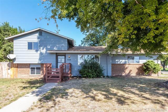 3149 19th Avenue, Greeley, CO 80631 (#4293490) :: The DeGrood Team