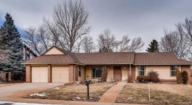 4171 S Narcissus Way, Denver, CO 80237 (#4294424) :: The Griffith Home Team
