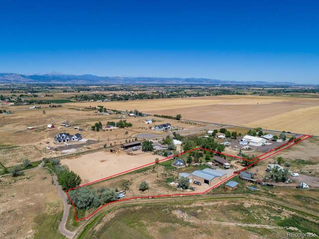 2606 County Road 12, Erie, CO 80516 (#4294577) :: The Healey Group