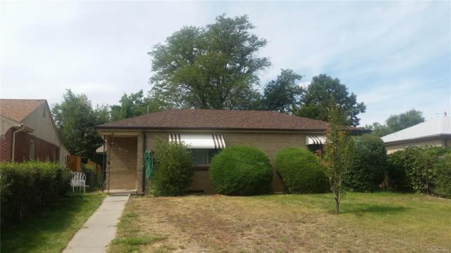 3625 Kearney Street, Denver, CO 80207 (#4294878) :: The Peak Properties Group