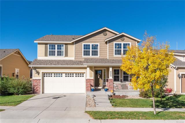 6648 Cottonwood Tree Drive, Colorado Springs, CO 80927 (MLS #4295274) :: Kittle Real Estate