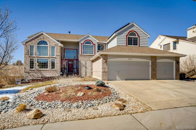 8979 Green Meadows Drive, Highlands Ranch, CO 80126 (#4295289) :: Chateaux Realty Group