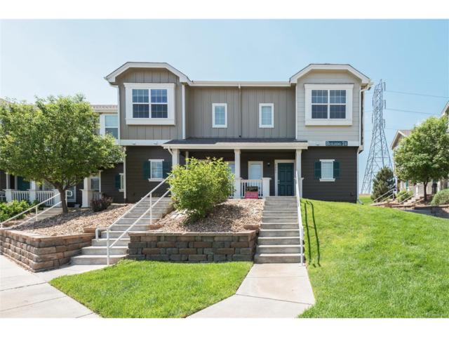 14700 E 104th Avenue #2401, Commerce City, CO 80022 (#4295360) :: The Peak Properties Group