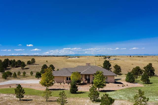 2377 Antelope Ridge Trail, Parker, CO 80138 (#4295430) :: The Harling Team @ Homesmart Realty Group