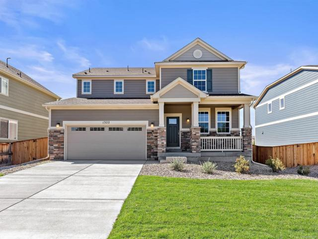 1322 Jackson Drive, Erie, CO 80516 (#4295507) :: The Heyl Group at Keller Williams