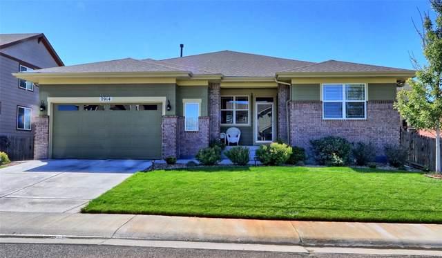 7914 E 124th Drive, Thornton, CO 80602 (MLS #4295548) :: 8z Real Estate
