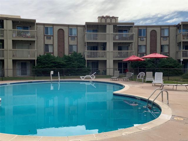 1306 S Parker Road #368, Denver, CO 80231 (#4295819) :: Mile High Luxury Real Estate