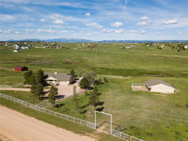 7320 Wilderness Drive, Colorado Springs, CO 80908 (MLS #4296107) :: 8z Real Estate