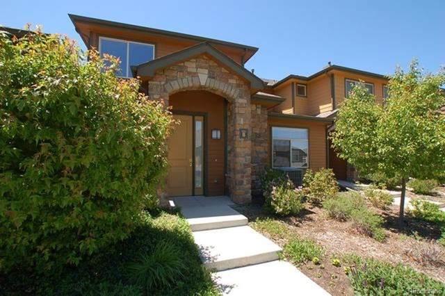8552 Gold Peak Lane B, Highlands Ranch, CO 80130 (#4296291) :: The Dixon Group