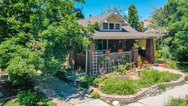 1601 Jackson Street, Denver, CO 80206 (#4296453) :: Wisdom Real Estate