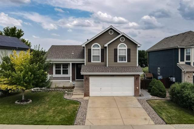 16681 Martingale Drive, Parker, CO 80134 (MLS #4296463) :: Bliss Realty Group