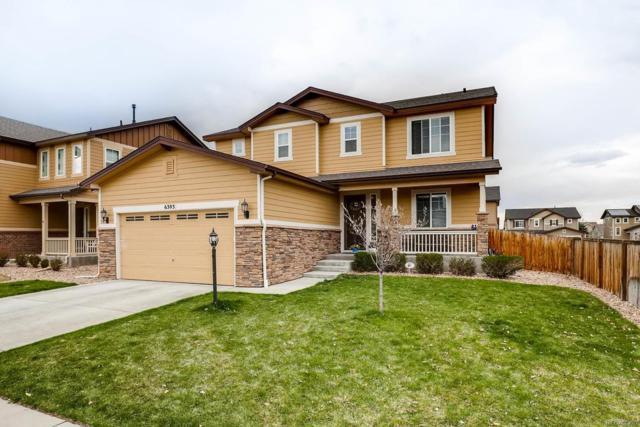 6303 Twilight Avenue, Firestone, CO 80504 (#4296622) :: The Pete Cook Home Group