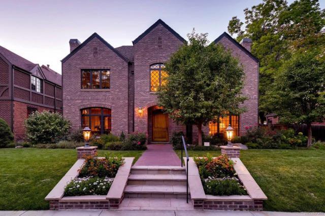 865 S Cove Way, Denver, CO 80209 (#4297115) :: The Peak Properties Group