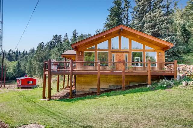 30390 Highway 72, Golden, CO 80403 (MLS #4297311) :: Bliss Realty Group