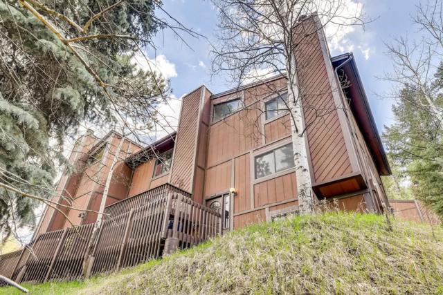 4887 Silver Spruce Lane, Evergreen, CO 80439 (MLS #4298195) :: 8z Real Estate