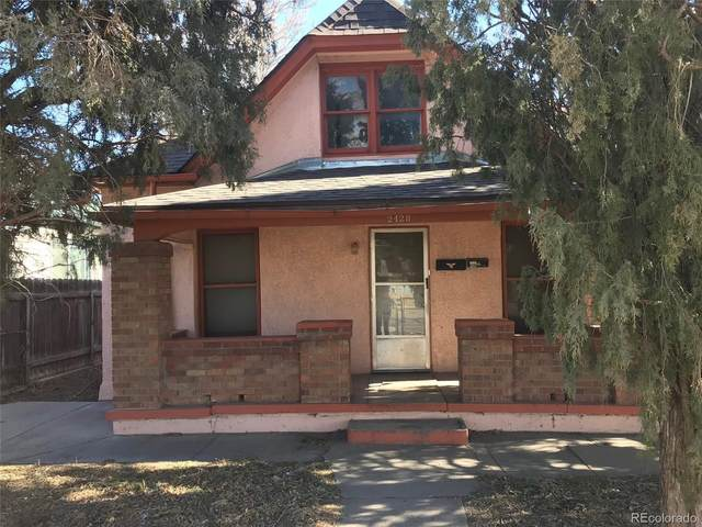 2428 E Evans Avenue, Pueblo, CO 81004 (#4298365) :: The Gilbert Group