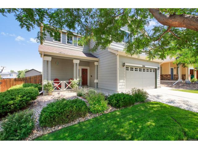 3850 S Kirk Way, Aurora, CO 80013 (MLS #4298743) :: 8z Real Estate
