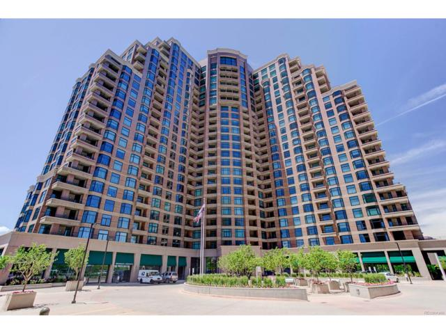 8100 E Union Avenue #708, Denver, CO 80237 (MLS #4299609) :: 8z Real Estate