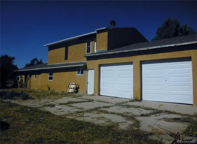 1229 Thompson Street, Limon, CO 80828 (MLS #4299622) :: 8z Real Estate
