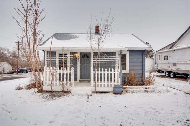 202 S Perry Street, Denver, CO 80219 (#4299750) :: The Heyl Group at Keller Williams