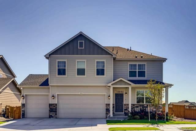 822 Willow Oak Street, Brighton, CO 80601 (MLS #4299983) :: 8z Real Estate