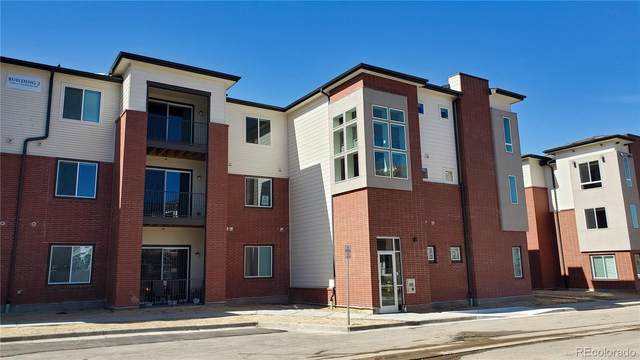 14301 E Tennessee Avenue #108, Aurora, CO 80012 (#4300230) :: The Artisan Group at Keller Williams Premier Realty